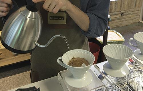 corso brewing base