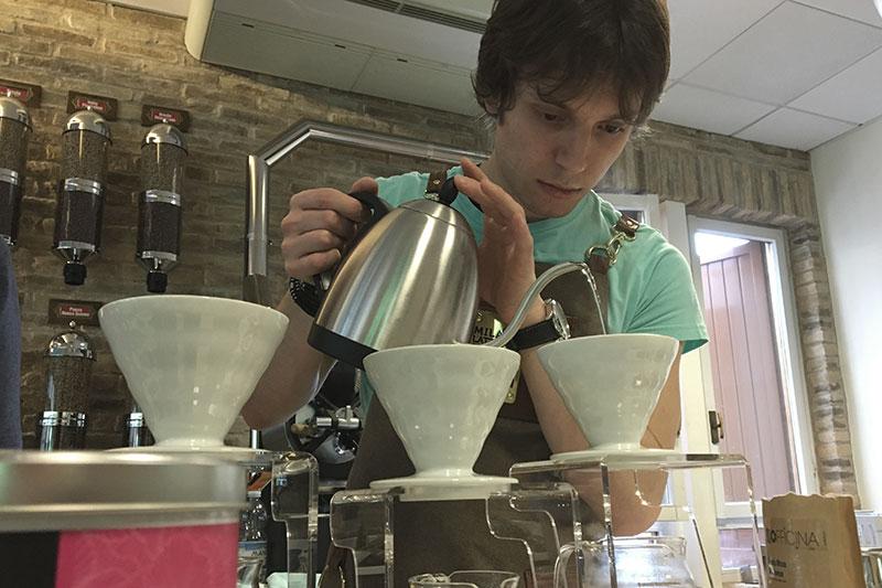 corso di caffetteria