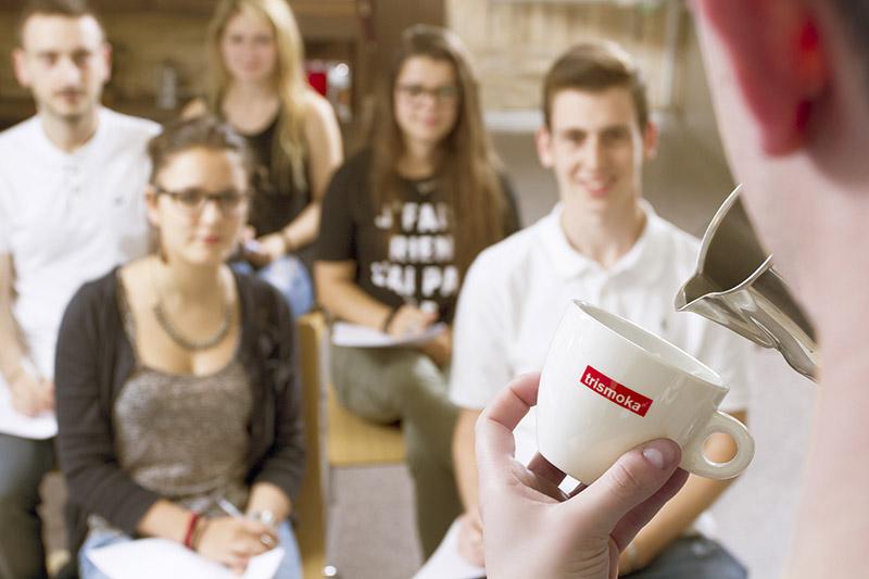 corso latte art intensive per baristi