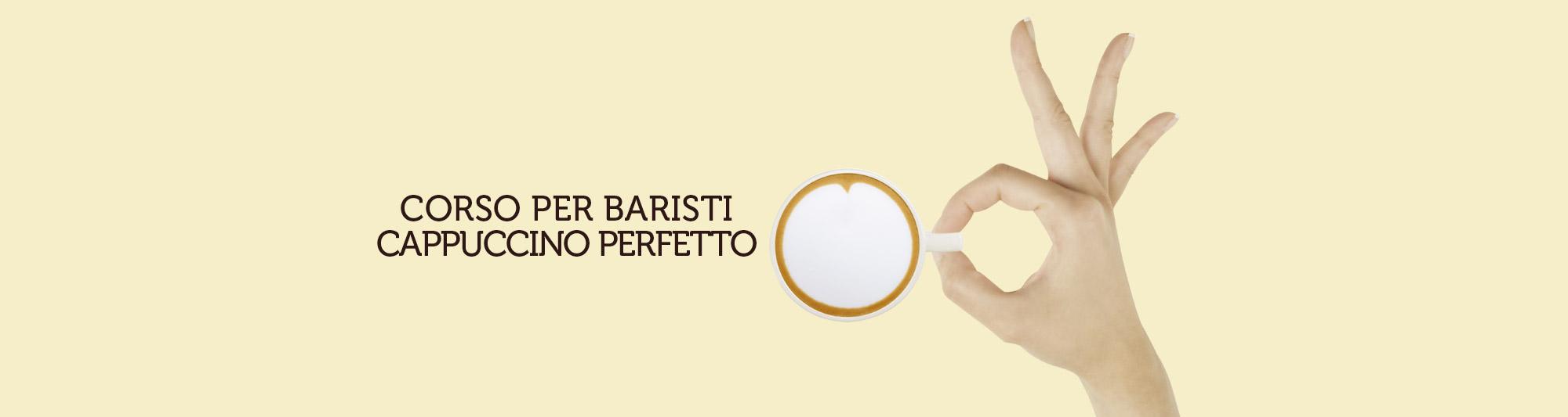 Corso Cappuccino perfetto